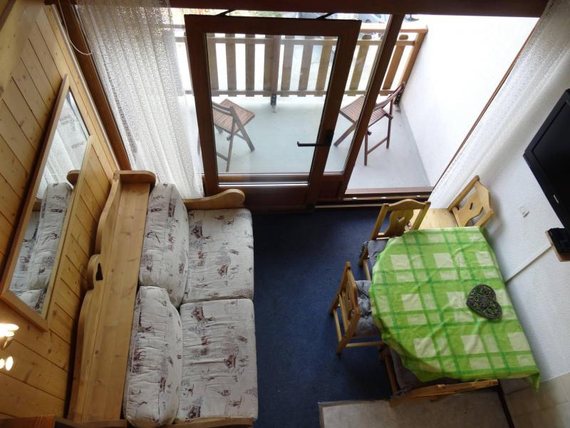 Location au ski Studio mezzanine 5 personnes - Résidence Nouvelles Résidences - Tignes