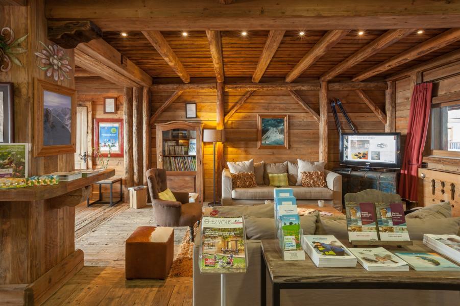 Location au ski Residence P&v Premium L'ecrin Des Neiges - Tignes - Réception