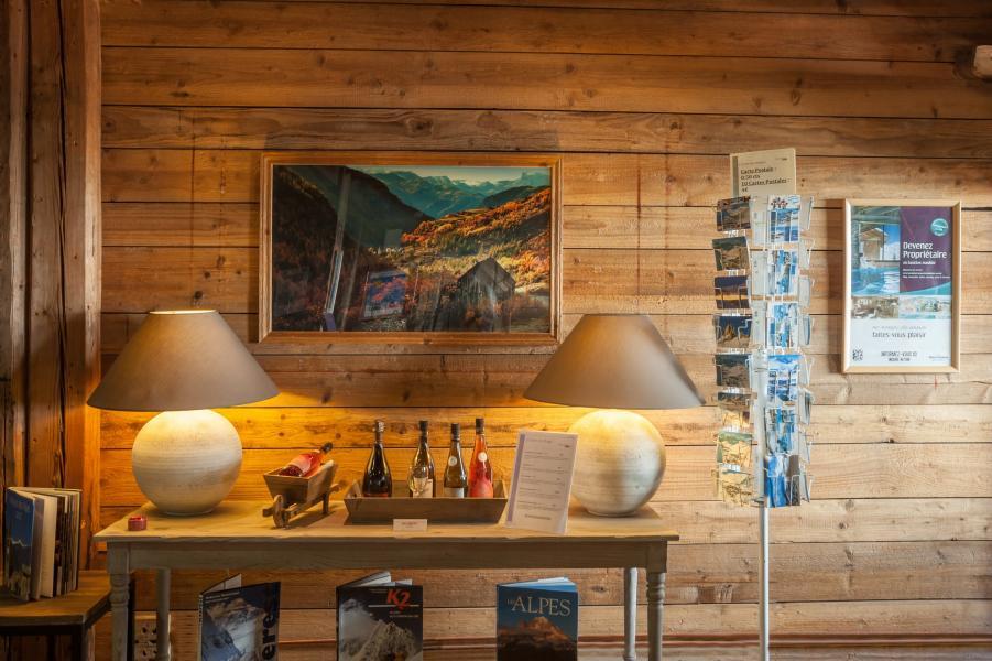 Location au ski Residence P&v Premium L'ecrin Des Neiges - Tignes - Intérieur