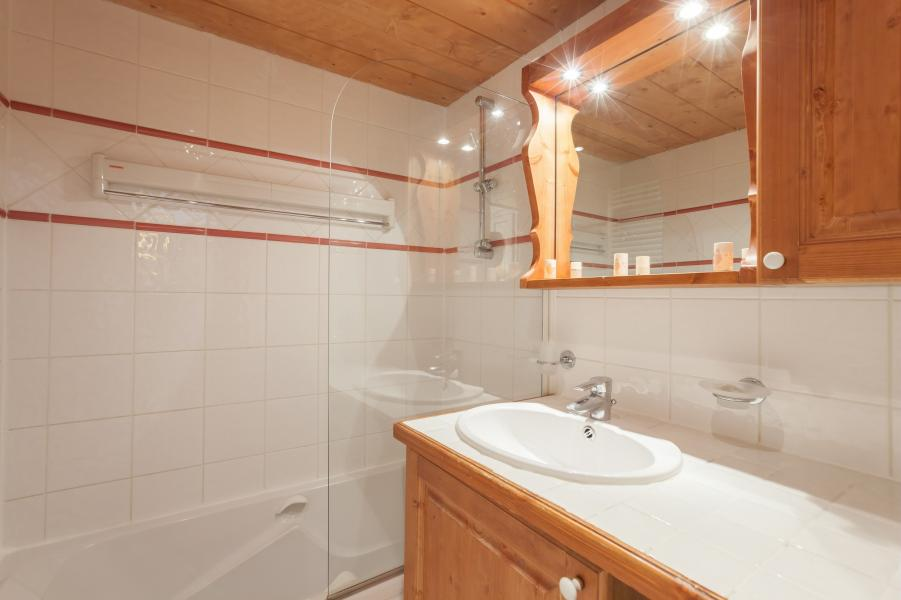 Skiverleih Résidence P&V Premium l'Ecrin des Neiges - Tignes - Badezimmer
