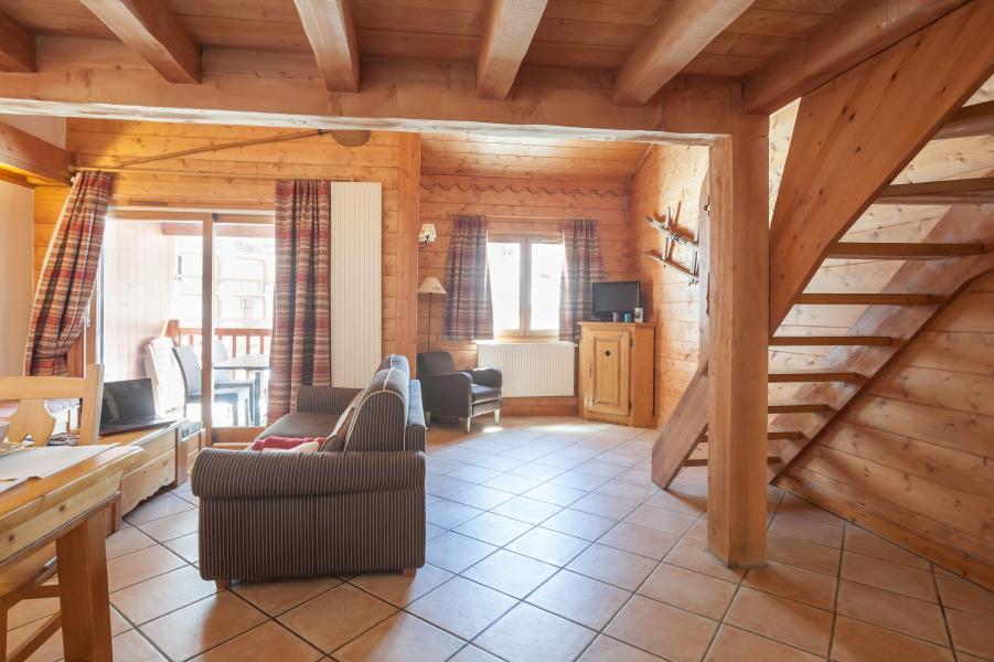 Location au ski Residence P&v Premium L'ecrin Des Neiges - Tignes - Canapé