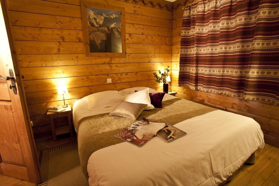 Location au ski Residence P&v Premium L'ecrin Des Neiges - Tignes - Chambre