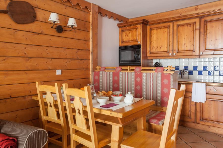 Location au ski Residence P&v Premium L'ecrin Des Neiges - Tignes - Kitchenette