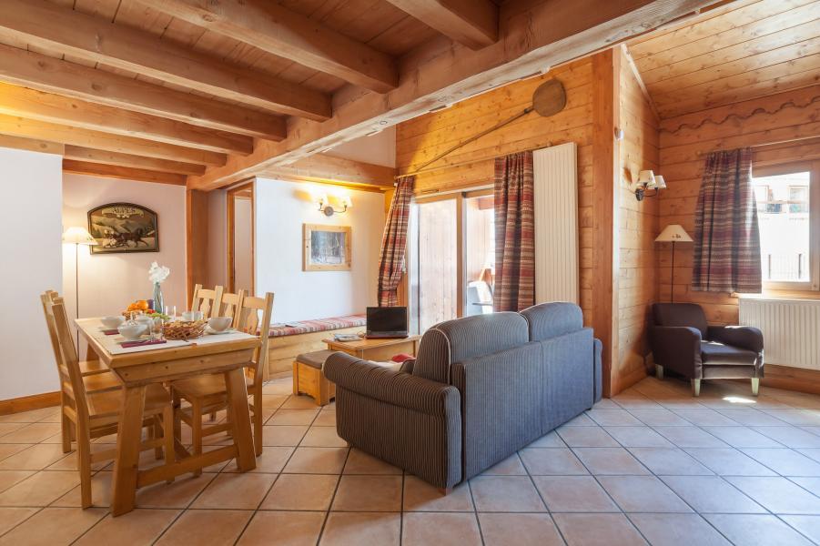 Location au ski Residence P&v Premium L'ecrin Des Neiges - Tignes - Séjour