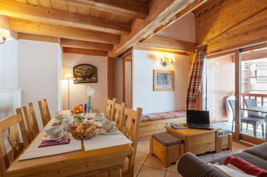 Location au ski Residence P&v Premium L'ecrin Des Neiges - Tignes - Table