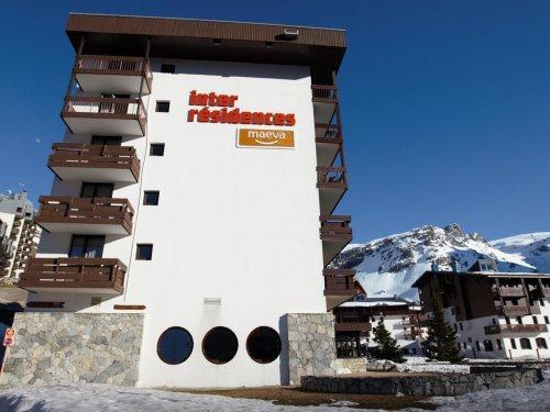 Location au ski Résidence Pierre & Vacances Inter-Résidences - Tignes - Extérieur hiver