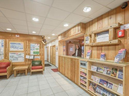 Location au ski Résidence Pierre & Vacances Inter-Résidences - Tignes - Intérieur