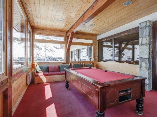 Location au ski Résidence Pierre & Vacances Inter-Résidences - Tignes - Billard