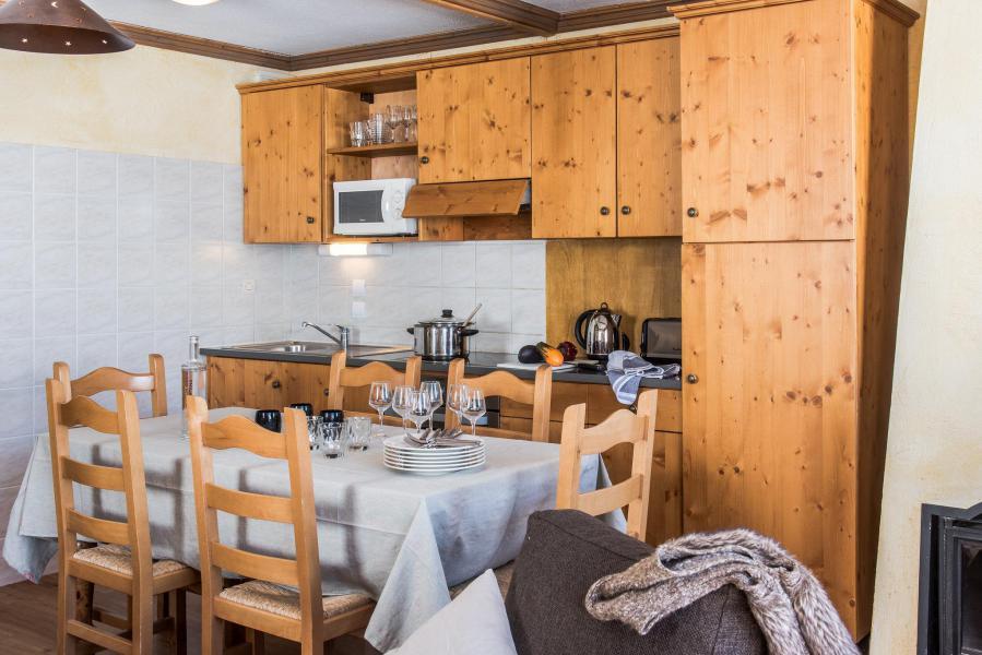 Аренда на лыжном курорте Résidences Village Montana - Tignes - апартаменты