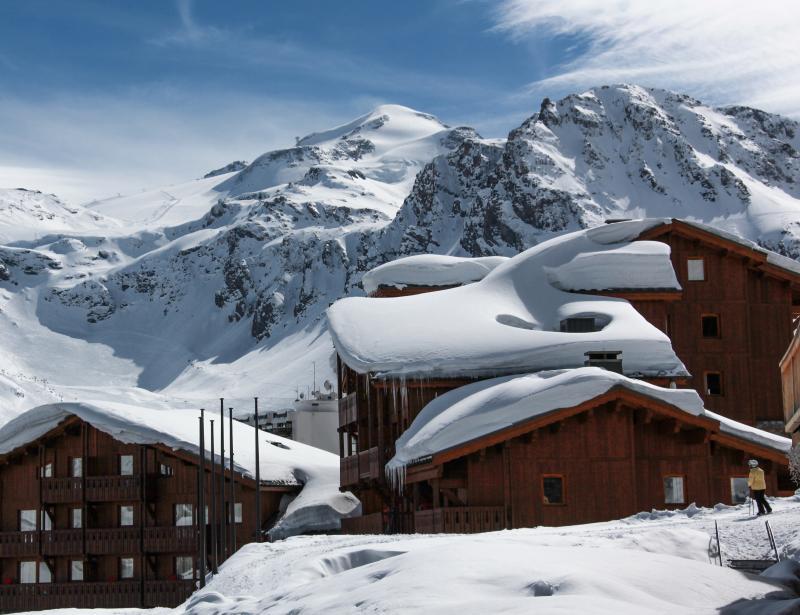 Location au ski Residences Village Montana - Tignes - Extérieur hiver