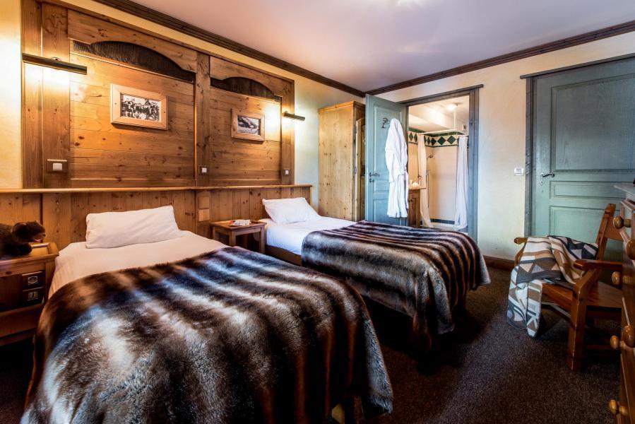 Аренда на лыжном курорте Résidences Village Montana - Tignes - Комната