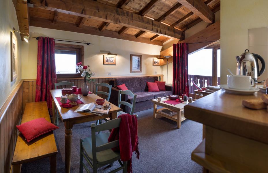 Location au ski Résidences Village Montana - Tignes - Coin repas