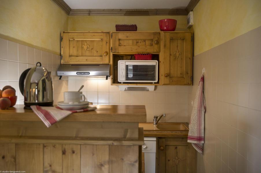 Аренда на лыжном курорте Résidences Village Montana - Tignes - Кухня