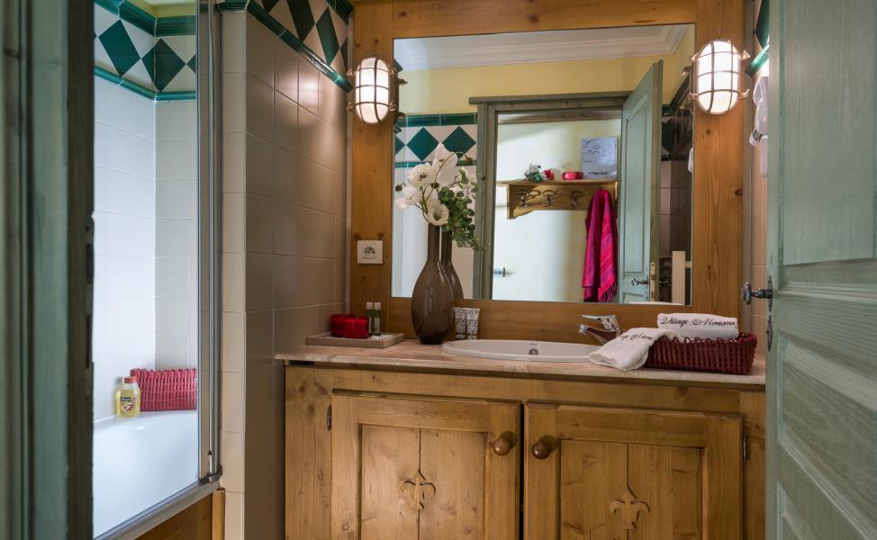 Location au ski Residences Village Montana - Tignes - Salle de bains
