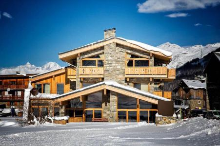Rental Tignes : Chalet Alpinium 1 winter
