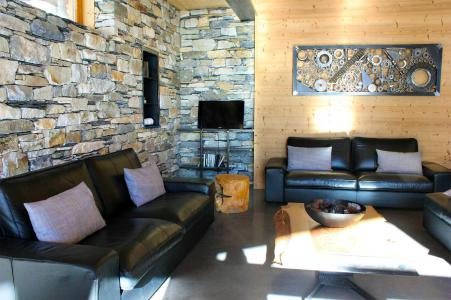 Rent in ski resort Chalet Alpinium 1 - Tignes - Settee
