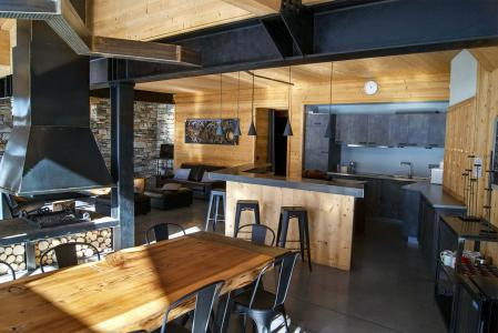Rent in ski resort Chalet Alpinium 1 - Tignes - Velux