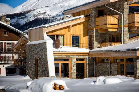 Rental Tignes : Chalet Alpinium 2 winter