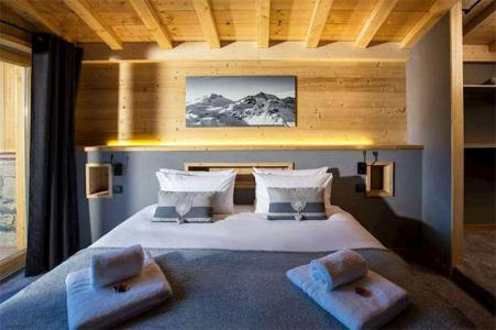 Rent in ski resort Chalet Alpinium 2 - Tignes - Bedroom