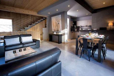 Rent in ski resort Chalet Alpinium 2 - Tignes - Living room