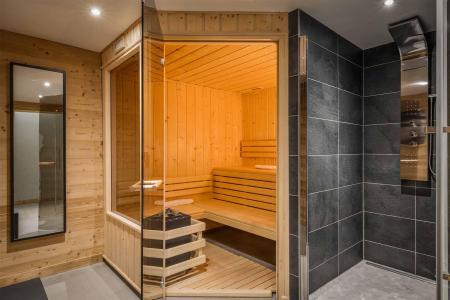 Location au ski Chalet Alpinium 2 - Tignes - Sauna