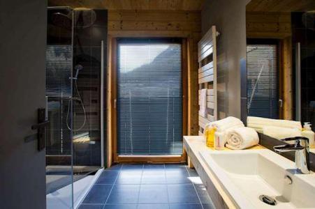 Rent in ski resort Chalet Alpinium 2 - Tignes - Shower