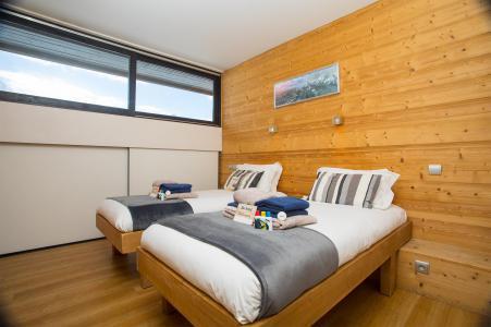 Location au ski Chalet Arktic - Tignes - Chambre