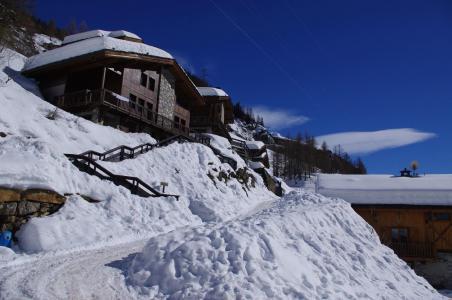 Location Tignes : Chalet Aspen hiver