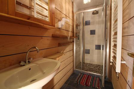 Rent in ski resort 3 room apartment 6 people (3CH) - Chalet Bobech - Tignes - Shower room