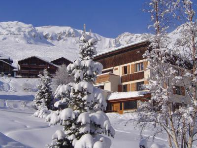 Rent in ski resort Chalet Bobech - Tignes - Winter outside