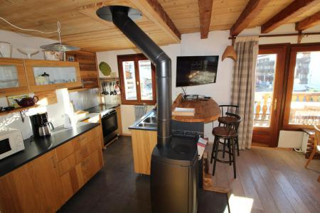 Rent in ski resort 4 room apartment 8 people (1CH) - Chalet Bobech - Tignes