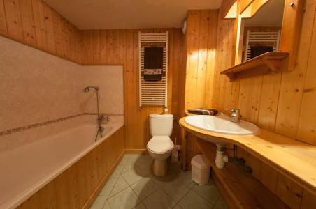 Rent in ski resort Chalet Chardonnet - Tignes - Bathroom