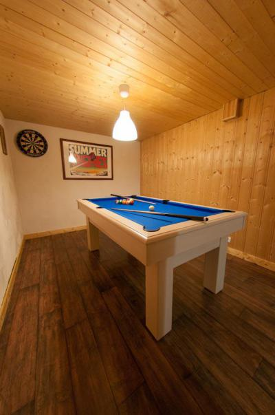 Rent in ski resort Chalet Chardonnet - Tignes