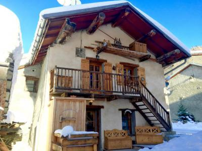 Location Tignes : CHALET COLETTINE hiver