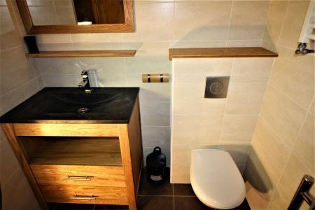 Rent in ski resort 2 room apartment sleeping corner 6 people (CL) - Chalet de la Tour - Tignes - Apartment