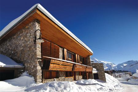 Rental Tignes : Chalet Iceberg winter