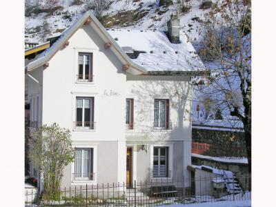 Vacances en montagne Chalet la Brise - Tignes - Extérieur hiver
