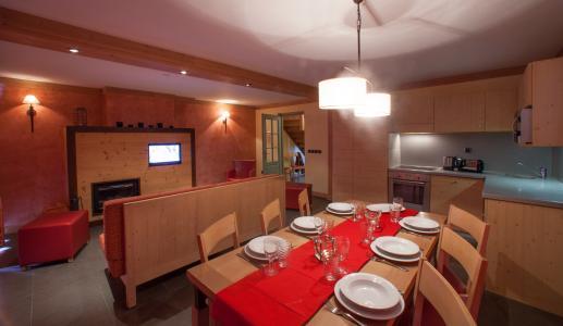Location 8 personnes Appartement duplex 4 pièces cabine 8 personnes - Chalet Les Airelles