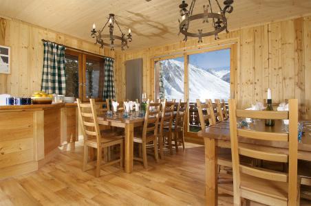 Rental Tignes : Chalet Les Arolles winter