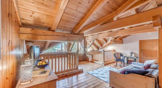 Rent in ski resort 4 room chalet 10 people (CH) - Chalet les Racines - Tignes - Apartment