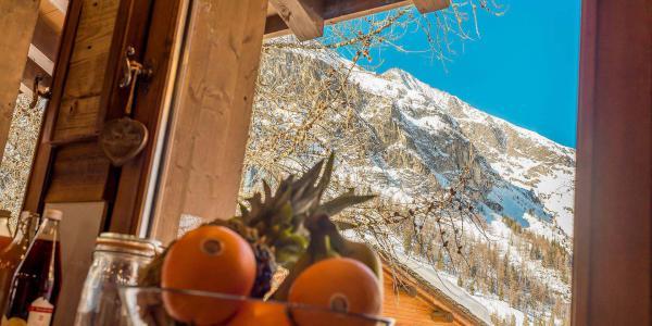 Aренда шале на лыжном курорте Chalet Paradis Blanc