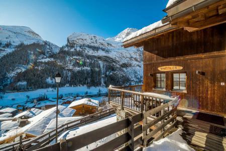 Rent in ski resort Chalet Whistler - Tignes - Winter outside
