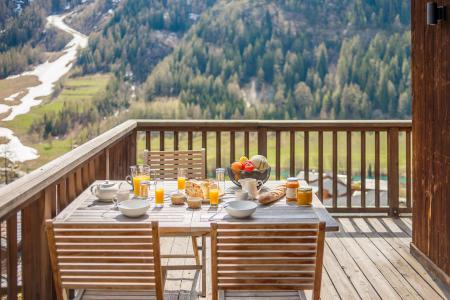 Rent in ski resort 7 room chalet 12 people - Chalet Whistler - Tignes