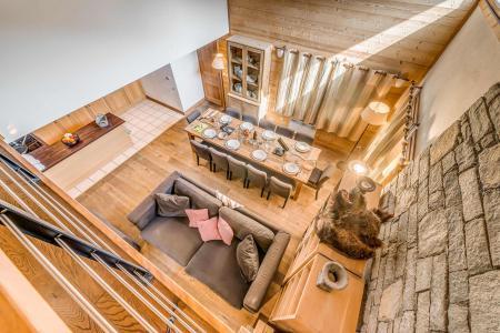 Rent in ski resort 7 room chalet 12 people - Chalet Whistler - Tignes - Apartment
