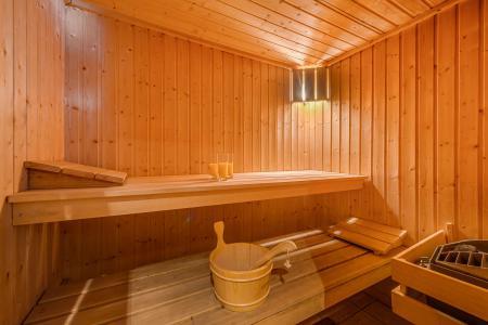 Rent in ski resort 7 room chalet 12 people - Chalet Whistler - Tignes - Sauna