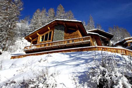 Location Tignes : Chalet Zanskar hiver