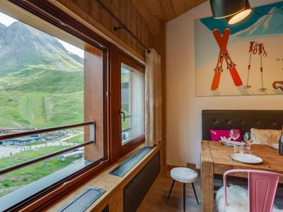 Rent in ski resort 3 room apartment 8 people (2) - Grand Roc - Tignes - Apartment