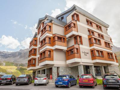 Rent in ski resort 3 room apartment 6 people (1) - Grand Roc - Tignes