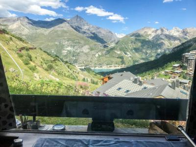 Rent in ski resort 2 room apartment 5 people (1) - Horizon 2000 - Tignes - Apartment
