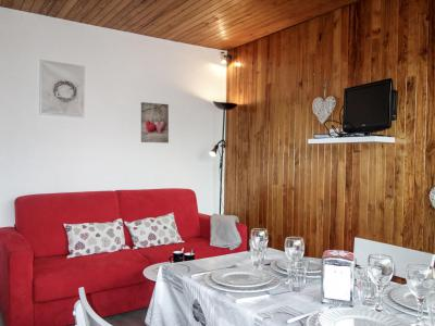 Rent in ski resort 2 room apartment 5 people (1) - Horizon 2000 - Tignes - Living room
